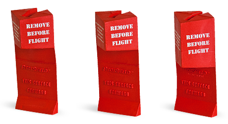 Degroff Aviation Pitot Covers