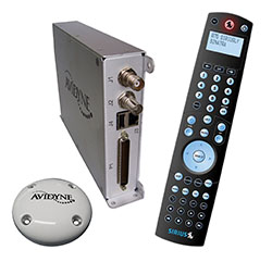 Avidyne MLB700 Weather Downlink Receiver