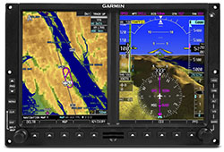 Garmin G500H MFD/PFD for Helicopters