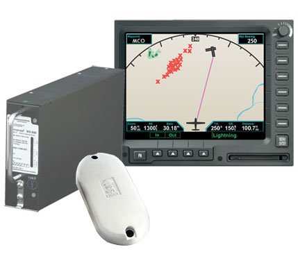WX500 Stormscope System